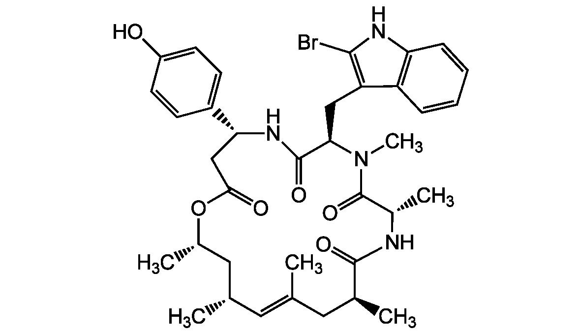 Jasplakinolide