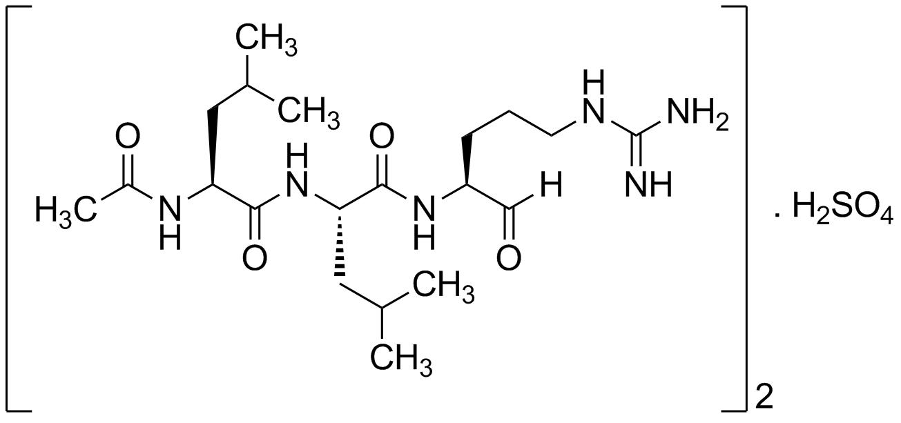Leupeptin . hemisulfate