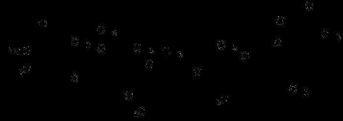 Nigericin Structure