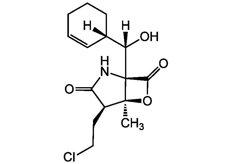 Salinosporamide A Structure