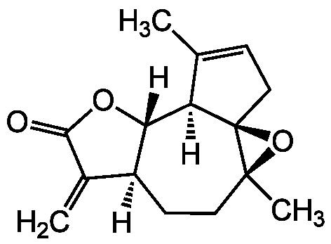 Arglabin Structure