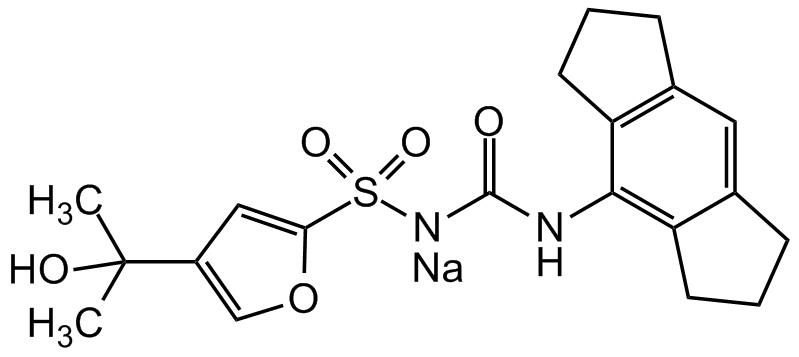 MCC950 Structure