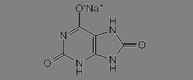 Monosodium Urate Structure