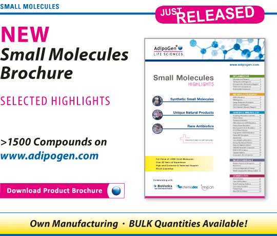 Small Molecules Highlights