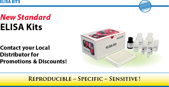 New & Key Standard ELISA Kit